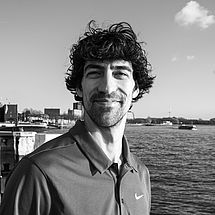 [Translate to Nederlands:] Pedro Alves Cardoso - physical therapist rotterdam